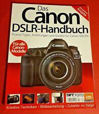 Das Canon DSLR-Handbuch 09/2017   ungelesen