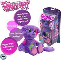 BIGiggles Take-Along, Chat-Back Plush, Talking Stuffed Dog (Damaged Packaging)