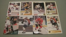 W) Lot of 56 ERIC WEINRICH HOCKEY CARDS HUGE BOWMAN STADIUM CLUB PARKHURST