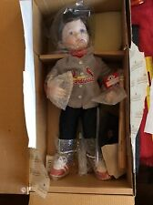 the Ashton-Drake Galleries doll from 2001 featuring a tribute to Mark McQwire