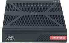 CISCO - ASA5506-K9 - ASA 5506-X with FirePOWER services, 8GE, AC, 3DES/AES