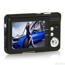 Digital Camera 18 MP CMOS 2.7 inch TFT LCD Screen HD 720P Flash Camcorder