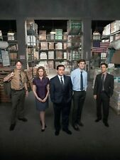 The Office Cast 8x10 Tv Show Photo