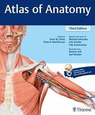 Atlas of Anatomy by Brian R. MacPherson and Michael Schünke US 3RD EDITION