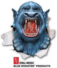 """Blue Monster Brand New Mini Monster 1/2 x 260"""" PTFE Thread Seal Tape Mill-Rose"""