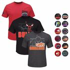 NBA Team Various Graphic T-Shirt Collection by MAJESTIC - Men's