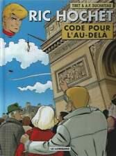 TIBET . RIC HOCHET N°75 . CODE POUR L'AU-DELÀ . EO . 2008 .