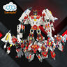 New Battleplane Transformation Robot Eagle King Action Figure  Model Toy
