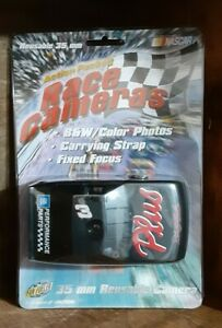 Nascar Action Fan Fueler Dale Earnhardt RACE CAMERA POINT AND SHOOT REUSABLE NEW