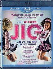 JIG (Blu-ray/DVD, 2011, 2-Disc Set)  40th Irish Dancing World Championships NEW