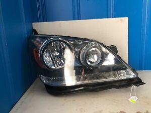 Passenger Right Headlight Fits 05-07 ODYSSEY 880