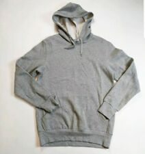 Crooks & Castles mens 100% authentic L/S hooide size small gray