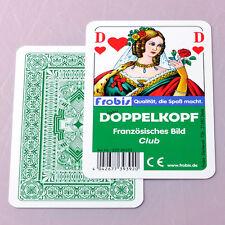 Ab 1,34€ Stück Doppelkopfkarten Club Französisches Bild, Doppelkopf von Frobis