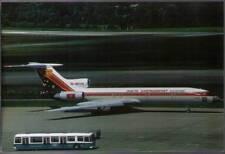 (ren) Meta Aviotransprot Macedonia: TU154M