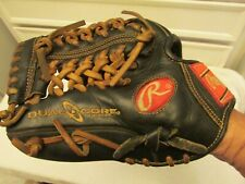 """RAWLINGS HOH HEART OF THE HIDE PRO204DCC 11.5"""" BASEBALL LH GLOVE LEFTY EX COND"""