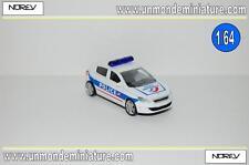 Peugeot 308 Police NOREV - NO 319210.4 - Echelle 1/64