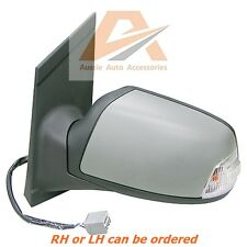 FORD FOCUS ELECTRIC SIDE DOOR MIRROR WITH TURN SIGNAL LAMP / INDICATOR LIGHT