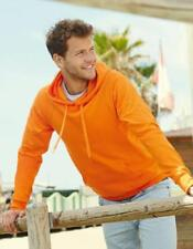 Sweatshirts Fruit of the Loom Herren-Kapuzenpullover & -Sweats aus Baumwolle
