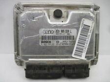 ECU ECM COMPUTER Audi A4 2004 04 3.0L DOHC 684508