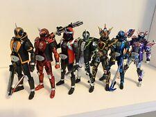 Loose Masked Kamen Rider Figuarts Ghost Lot Of 7 US Seller