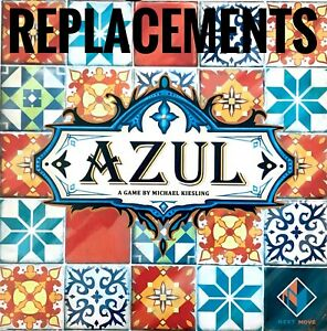 Azul Game Replacement Pieces Parts - Tiles, Boards, Markers, & More UPick NEW!