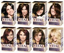 Schwarzkopf VITAL Hair Colours 1-0 3-0 4-0 4-7 4-88 5-69 6-0 10-2