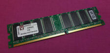 Mémoires RAM Kingston pour DIMM 184 broches avec 1 modules