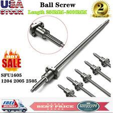 Ball Screw Sfu1204 Sfu160520052505 250 2000mm With Nut Us