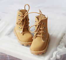 1/3 bjd SD boy doll Khaki color suede boots shoes dollfie luts S-20M  ship US