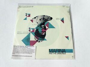 MARINA AND THE DIAMONDS - CROWN JEWELS EP - VERY RARE 3 TRACK PROMO CD