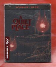 A Quiet Place - 4K UHD + 2D - Blu-ray Steelbook - NEU/OVP