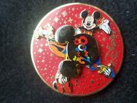 Disney pin 58755WDW - 2008 Fab 4 Spinner Pin af45