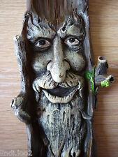'ENT' GREEN MAN INCENSE BURNER HOLDER - GREENMAN