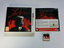 Mystery Murders: Jack the Ripper - Nintendo 3DS Game - 2DS, XL - Free, Fast P&P!