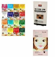 42pcs Korean Essence Face Mask Sheet Moisture Beauty Mask Pack Skin Care Set -Au