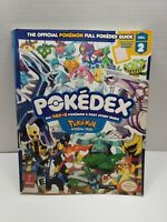 Pokemon Diamond & Pearl Prima Official Full Pokedex Strategy Guide Vol. 2