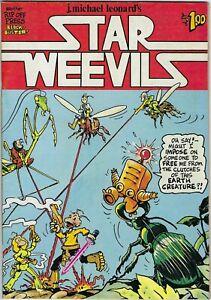 Star Weevils  Rip Off Press   1978     J. Michael Leonard   6.5 FN+