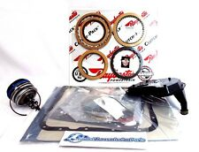GM 4L60E Transmission Rebuild Kit w/ Servo Assembly Raybestos Clutches 1997-2003