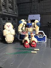 Bandai Gundam Mobile Fighter GP-02 Version 1 Action Figure MSIA Lot