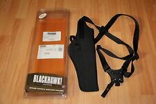 US Army BlackHawk Schulterholster Nylon Vertical Shoulder Holster Med-Large