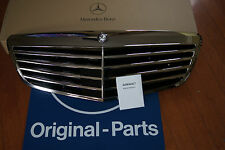 Mercedes Benz V221 S Class Front Grill Grille Distronic S550 2218800583 10 - 13