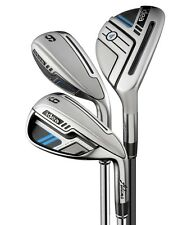 New 2013 Adams idea Iron Set 3h-PW Steel & Graphite Stiff flex Irons 3-PW