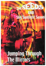 The Seeds and Sky Sunlight Saxon: Jumping Through the Mirrors (DVD, 2013)