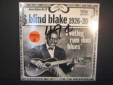 "Blind Blake 1926-30 ""Bootleg Rum Dum Blues"" Biograph BLP 12003 1968 sealed LP"