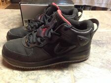 Nike Air Force Air Jordan 6 5/8th AF6 - Black/Red Size 8 343095 001