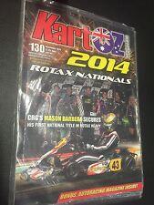 Go Kart - Kart OZ Magazines November 2014
