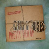 """GUNS N' ROSES, """"PRETTY TIED UP"""". RARE PROMO CD SINGLE FROM """"USE YOUR ILLUSION"""" !"""