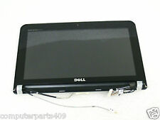 "NEW WHITE Genuine Dell Inspiron Mini 1010 10.1"" Whole LCD Assembly 66WJJ"