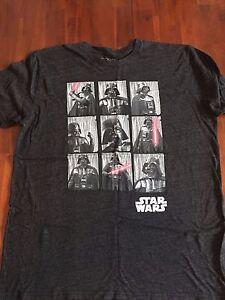 STAR WARS THE ALTRU BLACK T-SHIRT ( XXL) $ 59.99