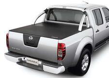 Genuine Nissan Navara D40 STX 4x4 Series Soft Tonneau Rear Cargo Cover Aug 05 On